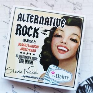 The Balm blush/shadow Alternative Rock
